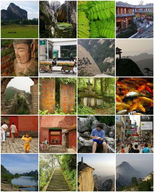 China Favorites