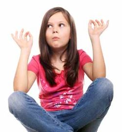 Tween-yoga-school-girl-meditate
