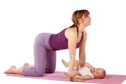 Mom & Baby Yoga - Capitol Hill DC
