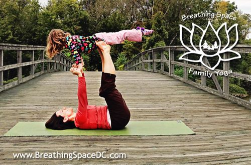 Flying bridge - Capitol Hill Family Yoga