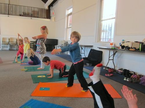 Kids Yoga Camp FAQ: What do you do all day?